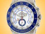 Rolex Oyster Perpetual Yacht-Master II Men's Automatic Oystersteel Watch 116680