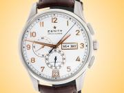 Zenith Captain Winsor Annual Calendar Automatic Stainless Steel Chronograph Men's Watch 03.2072.4054/01.C711