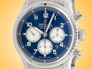 Breitling Navitimer 8 B01 Automatic Chronograph Stainless Steel Men's Watch AB0117131C1A1