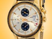 Chopard Grand Prix de Monaco Historique Men's Automatic 18K Yellow Gold Chronograph Watch 161275-5001