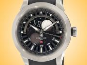 Perrelet Moonphase Sport Automatic Titanium Men's Watch A5000/2