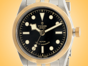 Tudor Black Bay 36 S&G Automatic 18K Yellow Gold / Stainless Steel Watch M79503-0001