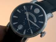 Arnold & Son Mid Complications True Moon Mens Watch