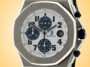 Audemars Piguet Royal Oak Offshore Navy Automatic Chronograph Stainless Steel Men's Watch 26170ST.OO.D305CR.01