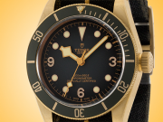 Tudor Black Bay Bronze Automatic Men's Watch M79250BA-0002