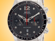 Mido Multifort Automatic Chronograph Stainless Steel Men's Watch M0256271106100