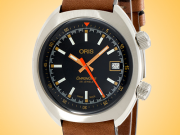 Oris Chronoris Movember Edition 2019 Automatic Stainless Steel Men's Watch 01 733 7737 4034LS-Set