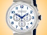 Ulysse Nardin Marine Chronograph Manufacture Stainless Steel Men's Watch 1503-150-3/60