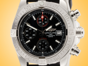 Breitling Avenger II Automatic Chronograph Stainless Steel Men's Watch A1338111/BC32-152S