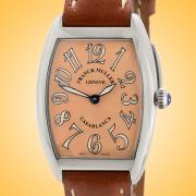 Franck Muller Casablanca Quartz Stainless Steel Ladies Watch 1752 QZ C
