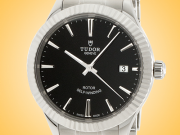 Tudor Style Automatic Stainless Steel Men's Watch M12510-0003