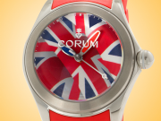 "Corum Bubble ""Union Jack"" Limited Edition 42 Automatic Stainless Steel Watch L082/03311"
