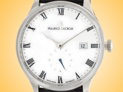 Maurice Lacroix Masterpiece Small Seconds Men's Automatic Stainless Steel Watch MP6907-SS001-112