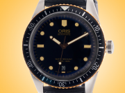 Oris Divers Sixty-Five Automatic Stainless Steel Men's Watch 01 733 7707 4354-07 4 20 18