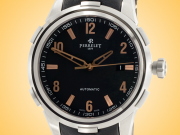 Perrelet Class-T Date Automatic Stainless Steel Men's Watch A1068/3