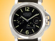 Officine Panerai Luminor Power Reserve Automatic Acciaio Men's Stainless Steel Watch PAM01090