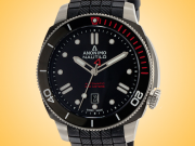 Anonimo Nautilo Automatic PVD Stainless Steel Men's Watch AM-1002.01.001.A11