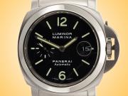 Officine Panerai Luminor Marina Automatic Stainless Steel Men's Watch PAM00299