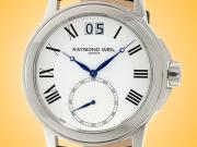 Raymond Weil Tradition Big Date Stainless Steel Quartz Men's Watch 9578-STC-00300