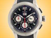 Perrelet Big Date Automatic Chronograph Titanium Men's Watch A5003/2