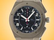 IWC Ingenieur Mercedes Benz AMG Edition Automatic Chronograph Titanium Men's Watch IW3725-04