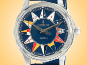 Corum Admiral Legend 38 Automatic Stainless Steel Watch 082.200.20/0373 AB12