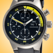 IWC Aquatimer Stainless Steel Automatic Chronograph Men's Watch IW3719-18