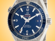 Omega Seamaster Planet Ocean 600M Co-Axial Automatic Titanium Men's Watch 232.90.46.21.03.001