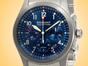 Bremont ALT1-P2 Automatic Chronograph Stainless Steel Men's Watch ALT1-P2/BL/BR