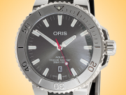 Oris Aquis Date 43.5 mm Automatic Stainless Steel Men's Watch 01 733 7730 4153-07 5 24 11EB