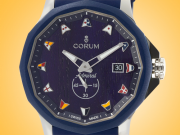 Corum Admiral's Cup 42 Legend Automatic Stainless Steel Men's Watch 395.101.22/F373 WB12