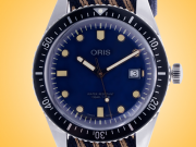 Oris Divers Sixty-Five Automatic Blue Dial Stainless Steel Men's Watch 01 733 7720 4035-07 5 21 13