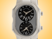 Philip Stein Teslar Signature Series Stainless Steel Quartz Ladies Watch 1-G-FB-SS