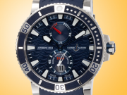 Ulysse Nardin Maxi Marine Diver Chronometer Men�s Automatic Watch 263-90-3/93